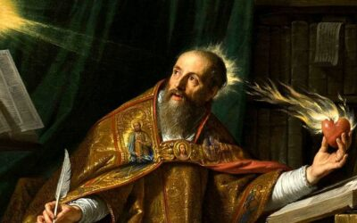 Augustine: young earth creationist