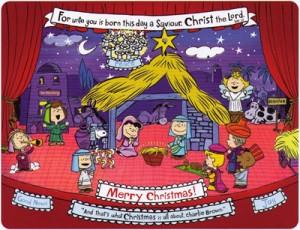 Il Natale secondo Linus