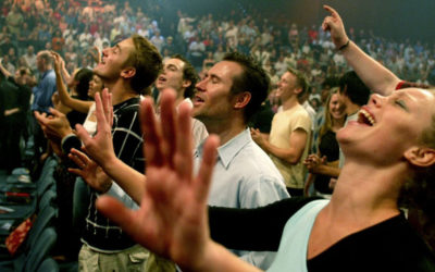 Why Do Religious People Tend to Be Happier?