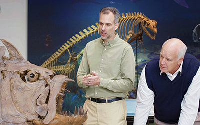 Geology professor defends creationism in documentary showing in theaters this week