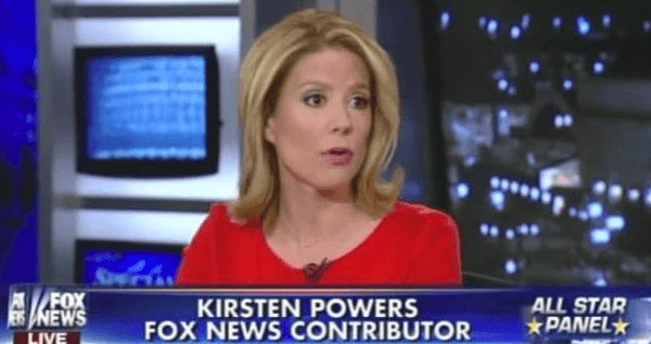 Anti-Christian atheist writer & political pundit, Kirsten Powers, becomes a christian