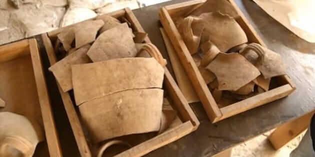 """""""Queste ceramiche ritrovate a Gerusalemme smentiscono chi dice che la Bibbia non ha un fondamento storico"""""""